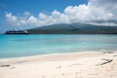 Kruisgeheimzinnigheid Eiland: Vanuatu Royalty-vrije Stock Afbeeldingen