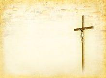 Kruisiging stock foto