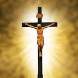 kruisiging stock fotografie