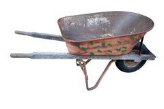 Kruiwagen stock afbeeldingen