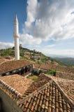 Kruja Village, Albania Stock Image