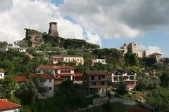 Kruje, Albânia Imagem de Stock Royalty Free