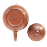 Kruka för te för kinesYixing lera Royaltyfri Bild