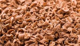Krume der Schokolade Lizenzfreie Stockfotos