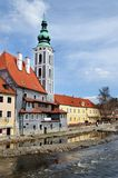 Krumlov Royalty Free Stock Photo