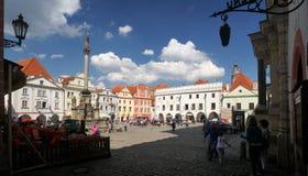 Krumlov, Czech Republic Royalty Free Stock Photos