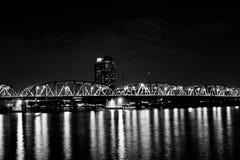 Krung Thep Bridge  Bascule bridge in Bangkok city, Stock Images