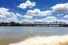 Krung Thon Bridge. Stock Images