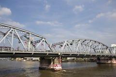 Krung Thon Bridge Stock Photography