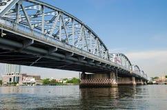 Krung Thon Bridge (Zanghi), Bangkok Thailand Royalty Free Stock Images
