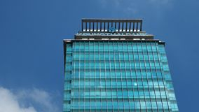 Krungthai Bank head office building 2 Royalty Free Stock Photo