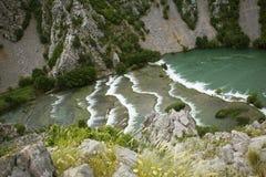 Krupa河 库存图片