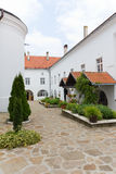 Krusedol Monastery in Fruska Gora, Serbia Royalty Free Stock Image