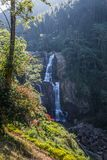 Krushuna's waterfalls Royalty Free Stock Image