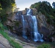 Krushuna's waterfalls Royalty Free Stock Images