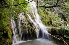 Krushuna Wasserfälle Lizenzfreies Stockbild