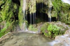 Krushuna-Wasserfälle 4 lizenzfreies stockfoto
