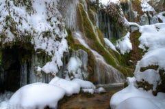 Krushuna-Wasserfälle Lizenzfreie Stockbilder