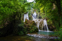 Krushuna waterfalls Royalty Free Stock Images