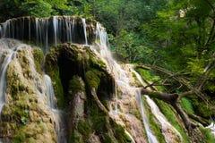 Krushunas Wasserfälle Stockbild