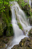 Krushunski vattenfall Arkivfoton