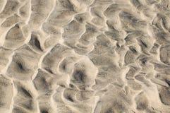 krusig sand Royaltyfri Foto
