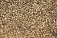 Texture bevattnar Royaltyfria Foton
