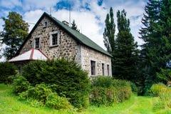 Krusne hory, CZ, UE Fotografia de Stock Royalty Free