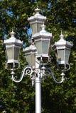 Kruszcowa lampa Obrazy Royalty Free