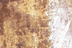 Kruszcowa stara ściana Garażu drzwi struktura obraz royalty free