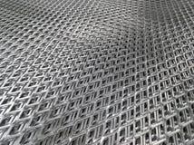 Kruszcowy grille Obrazy Stock