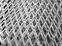 Kruszcowy grille Fotografia Royalty Free
