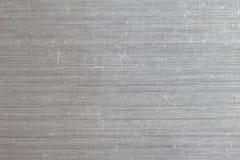Kruszcowy Stalowy metal tekstury tło Fotografia Stock