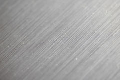 Kruszcowy Stalowy metal tekstury tło Obrazy Stock