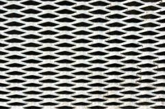 Kruszcowy tekstura wzór grille Zdjęcie Royalty Free
