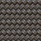 kruszcowy weave Obrazy Royalty Free