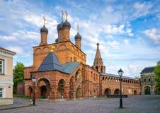 Krutitskoe patriark- sammansättning Fotografering för Bildbyråer