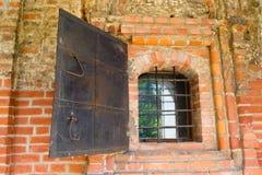 Krutitskoe podvorie. Church in Museum-Estate Krutitskoe podvorie. Moscow royalty free stock photography