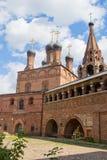 Krutitskoe podvorie. Church in Museum-Estate Krutitskoe podvorie. Moscow royalty free stock photo
