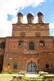 Krutitskoe podvorie. Church in Museum-Estate Krutitskoe podvorie. Moscow stock photo