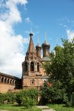Krutitsky Stadtkirche Stockfoto