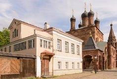 Krutitsy Metochion Royalty-vrije Stock Foto