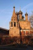 Krutitsy Metochion, Moskou royalty-vrije stock fotografie