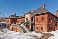 Krutitsy Metochion, Moskou, Rusland royalty-vrije stock afbeeldingen