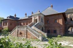 Krutitsy Metochion rosyjski kościół prawosławny, Wielkomiejska sala, Obrazy Stock