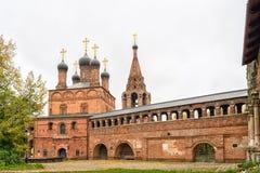 Krutitsy metochion w Moskwa Obraz Royalty Free
