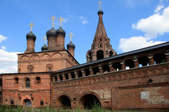 Krutitsy Patriarchal Metochion in Moscow Stock Photography