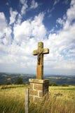 Kruzifix I Stockfotos