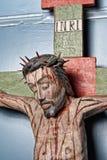 Kruzifix - Jesus kreuzigte lizenzfreies stockfoto