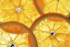 krwi tylny światło - pomarańcze Zdjęcia Stock